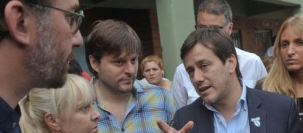 Recalde desmiente a Clarín en un comunicado
