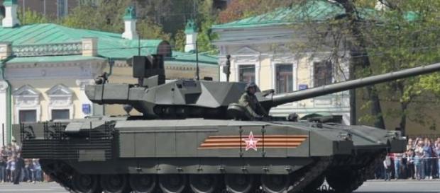T-14 Armata poate traversa România în 7 ore