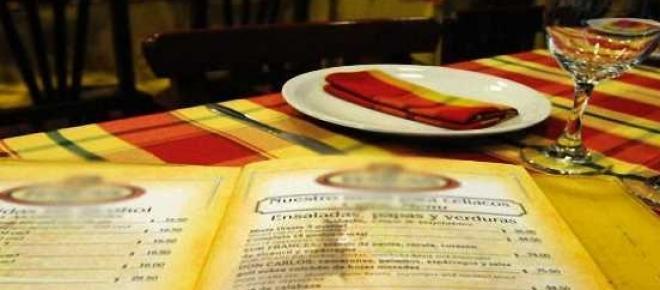 Miedo en el rubro gastronómico