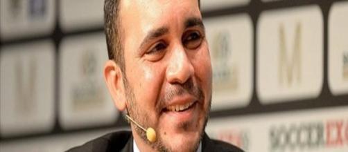 El príncipe Ali es el oponente a Blatter.
