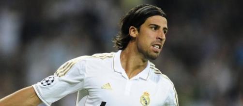Il tedesco Sami Khedira Ex real Madrid