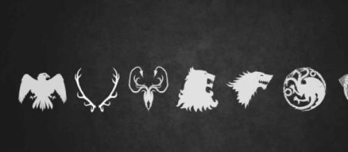 Símbolos dos Sete Reinos de Westeros