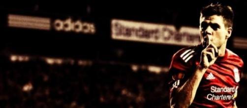 Steven Gerrard, une légende à Liverpool.