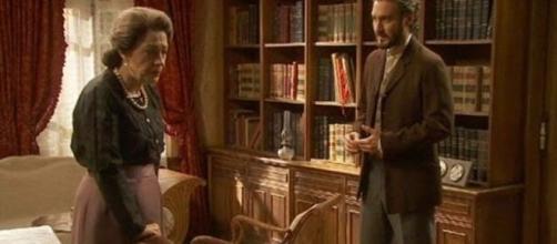 Tristan invita sua madre alle nozze, lei rifiuta