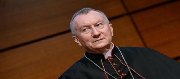 El cardenal Parolin rechazó el matrimonio gay