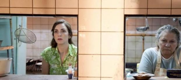 Escena con Rita Cortese y Julieta Zylberberg