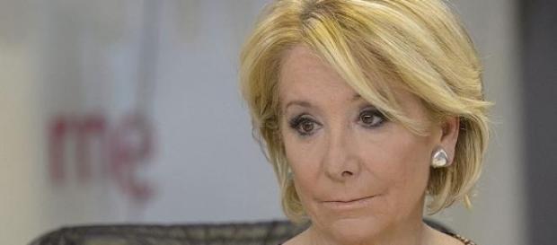 Esperanza Aguirre - Imagen CC-by PP Madrid