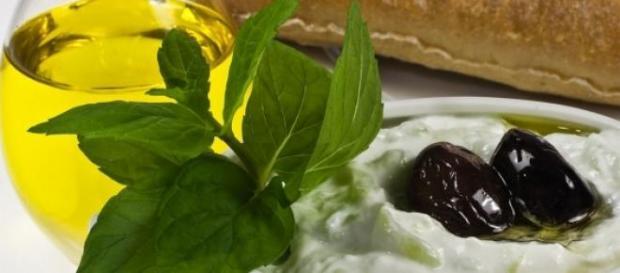 Ricetta tradizionale greca dello tzatziki