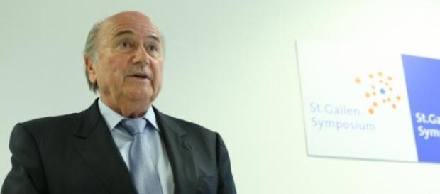 Sepp Blatter ist seit 1998 Fifa-Präsident.