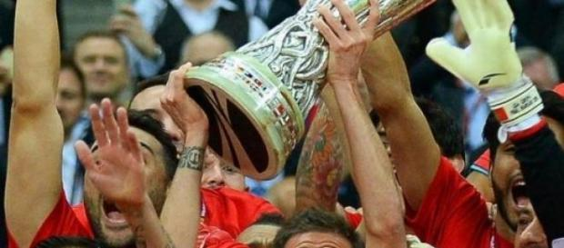 Sevilla se quedó con la Europa League