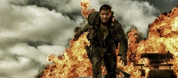 Tom Hardy protagoniza Mad Max: Fury Road