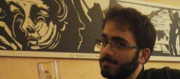 Un'immagine del giovane di Padova