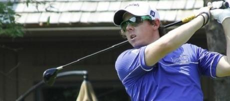 Poor day for McIlroy in 1st round of Irish Open