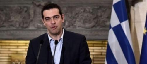 Alexis Tsipras, primo ministro della Grecia