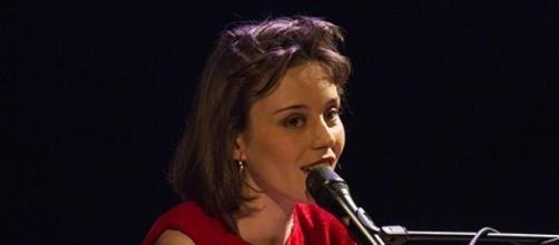 Angélina Wismes à l'Européen. © Caroline Paux