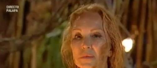 Carmen Lomana, expulsada de SV 2015
