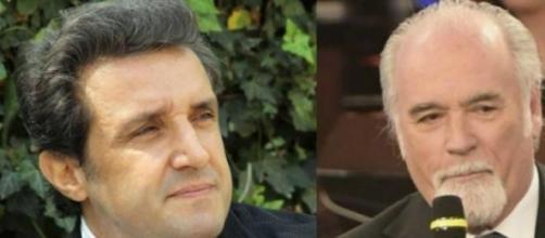 Flavio Insinna e Antonio Ricci
