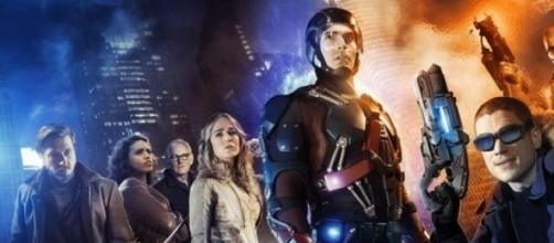 La primera imagen de Legends of Tomorrow