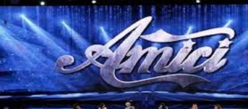 Logo della trasmissione Amici 14.