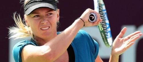 Maria Sharapova is safely through to round four