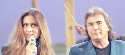 Replica concerto Albano e Romina