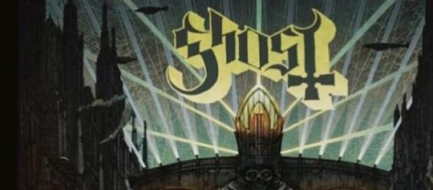 Artwork de Meliora, lo nuevo de Ghost
