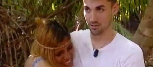 Chabelita y Alejandro Albalá su novio