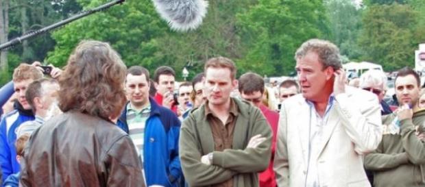 Geht Jeremy Clarkson der Rummel auf die Nerven?