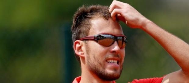Janowicz odpada w II rundzie Roland Garrosa.