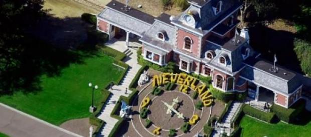 Neverland scoasa la vanzare