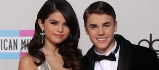 Selena Gomez et Justin Bieber en 2013.