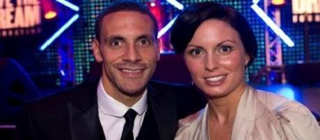 Rebecca e Ferdinand em 2009
