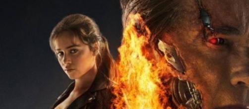 Cartel de la película, Terminator