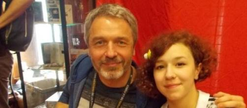 Guillaume et Alice Orsat, alias Le Limier et Arya.