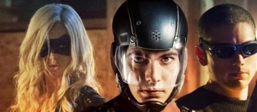 'Legends' es el spin-off de 'Arrow' y 'The Flash'.