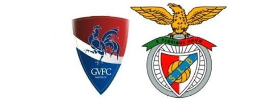 SL Benfica vs Gil Vicente FC