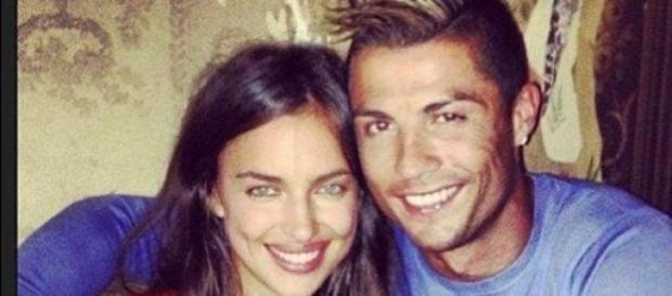 Irina Shayk habla de Cristiano Ronaldo