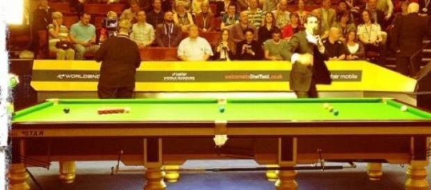 Murphy v Bingham in the World Championship final