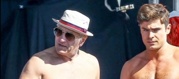 Robert de Niro aprovecha sexualmente del actor