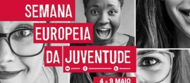 Semana Europeia da Juventude de 4 a 9 de Maio
