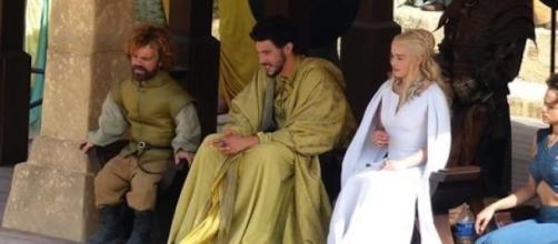 A Guerra dos Tronos: Tyrion e Daenerys