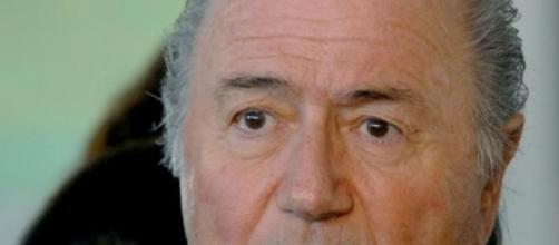 Blatter, bajo la mirada de AFA