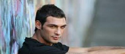 L'attore televisivo Francesco Arca.