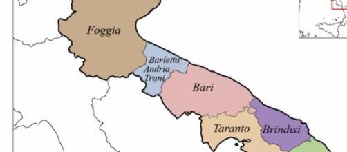 Regione Puglia: lo spoglio in diretta.