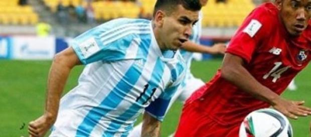 Ángel Correa, la figura de la Selección Sub 20