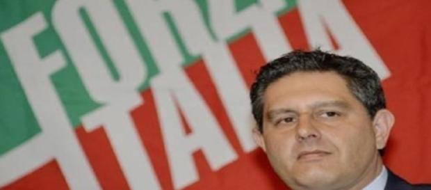 Giovanni Toti(FI), candidato presidente in Liguria