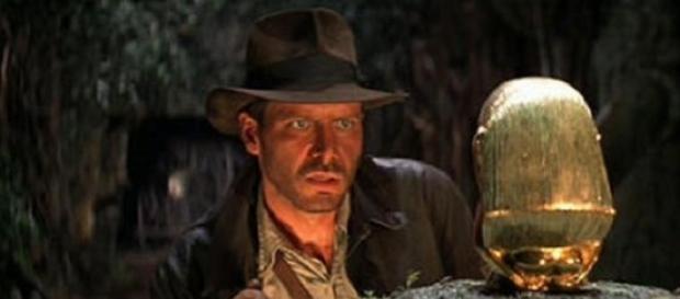 Indiana Jones e os caçadores da Arca Perdida,1981.