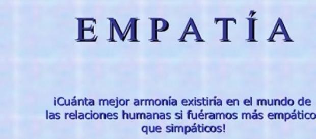 Mejor Empatía que Simpatía