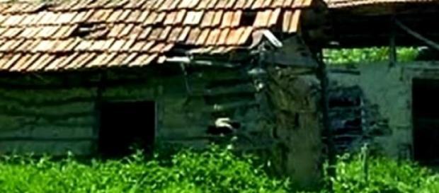 Oleşeşti, satul pustiu din Buzău