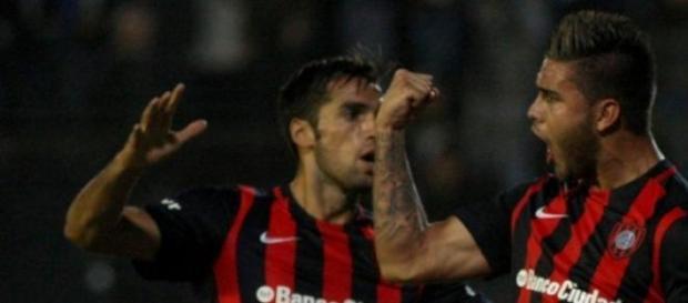 San Lorenzo es puntero luego de vencer a Quilmes.